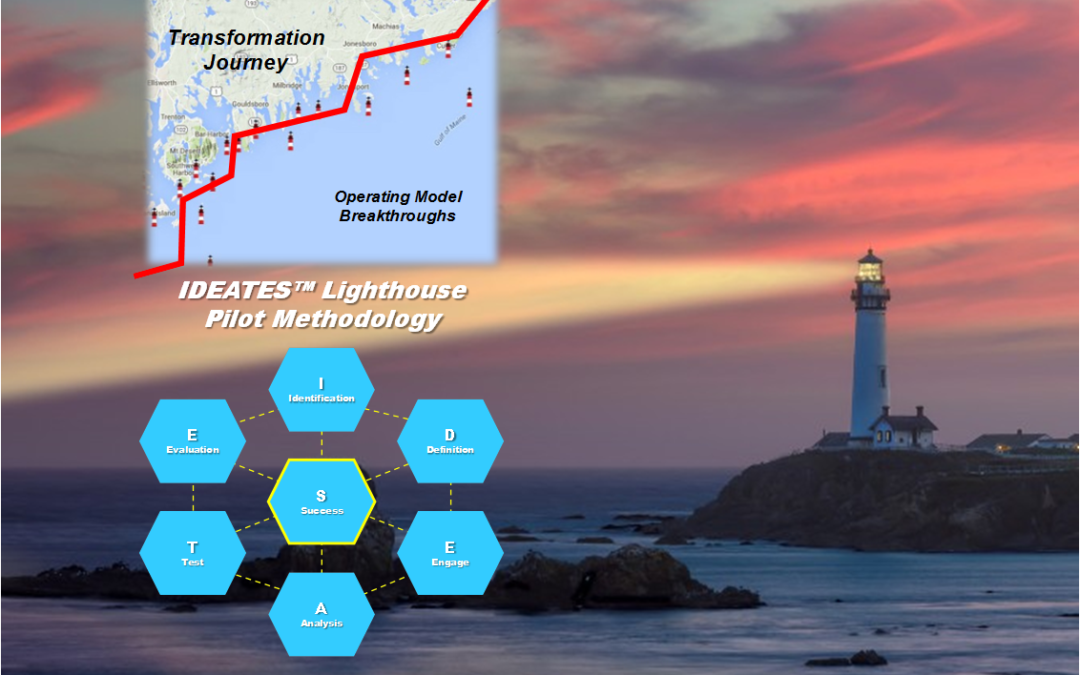 Transformation:  How To Implement Lighthouse Pilot Successes
